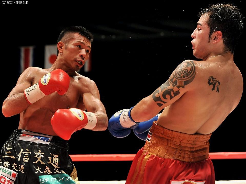 8位 2014/9/5 [441 票] 八重樫 東 vs ローマン・ゴ... ボクシングモバイル
