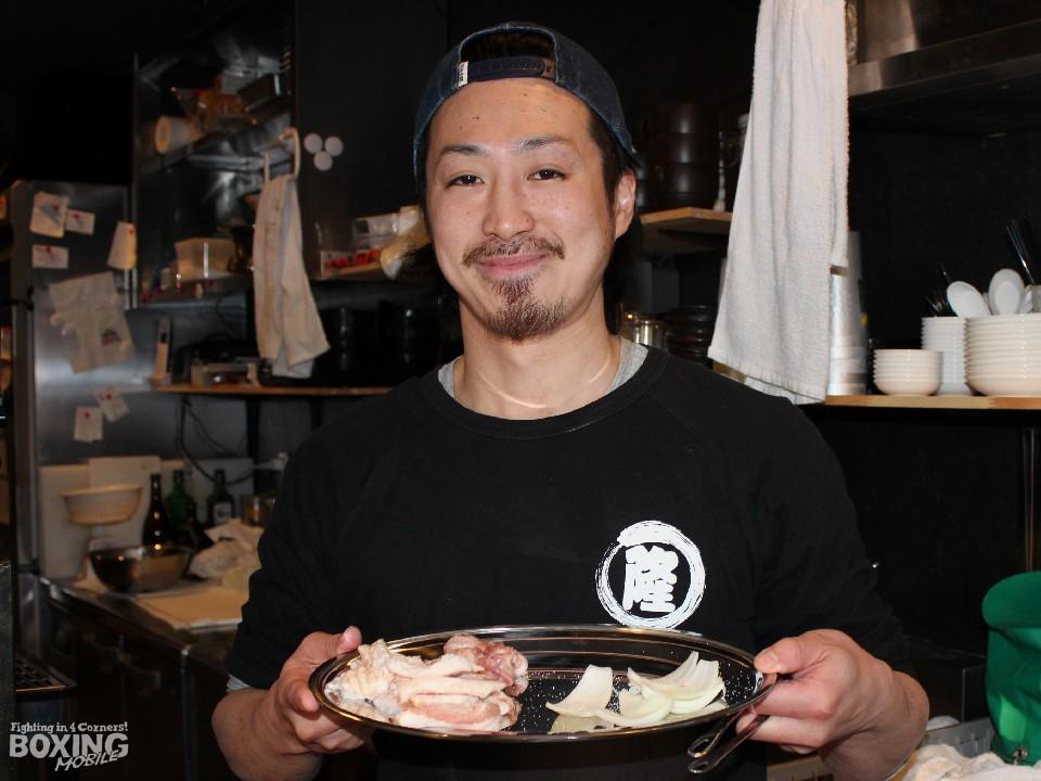 大塚隆太氏(34)のホルモン屋