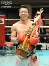 2011/4/2<br>日本ミニマム級王座3度目の防衛