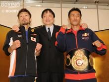 2011/10/23<br>WBA世界ミニマム級王座戦 調印式