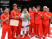 2013/8/12<br>WBC世界フライ級王座初防衛