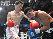 2019/7/6<br>李健太vsマーロン・パニアモーガン