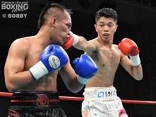 2019/10/5<br>中谷潤人 vs ミラン・ミランド