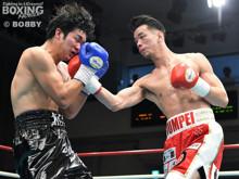 2019/5/4<br>辻本純平vs吉村鉄也