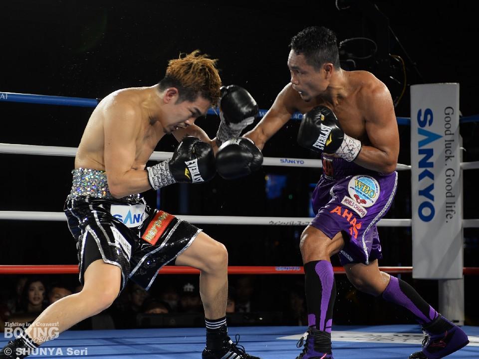 大晦日 ボクシング