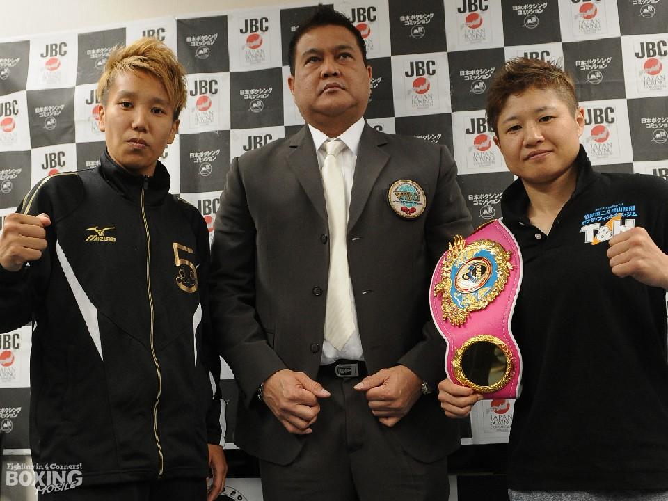 日本女子頂上決戦
