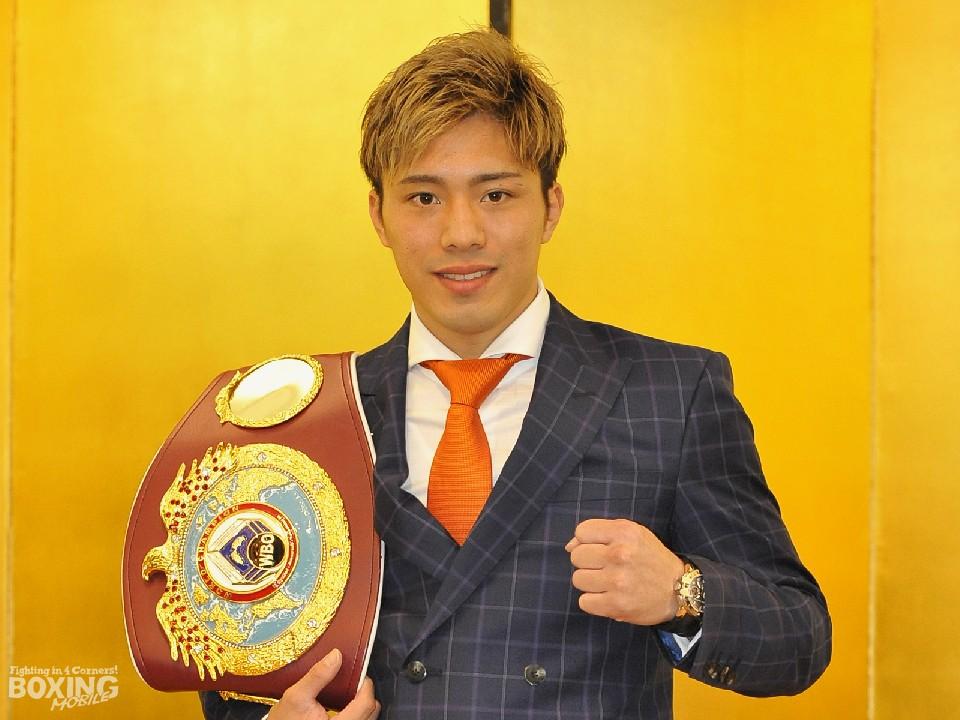 伊藤雅雪、初防衛戦は12.30日本開催!