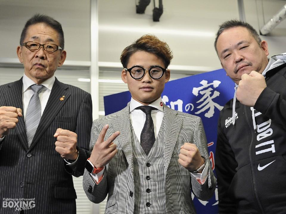 京口紘人が大晦日マカオ参戦!
