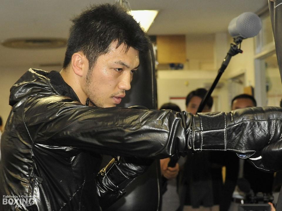再起表明の村田諒太、ブラントにこだわりはない!