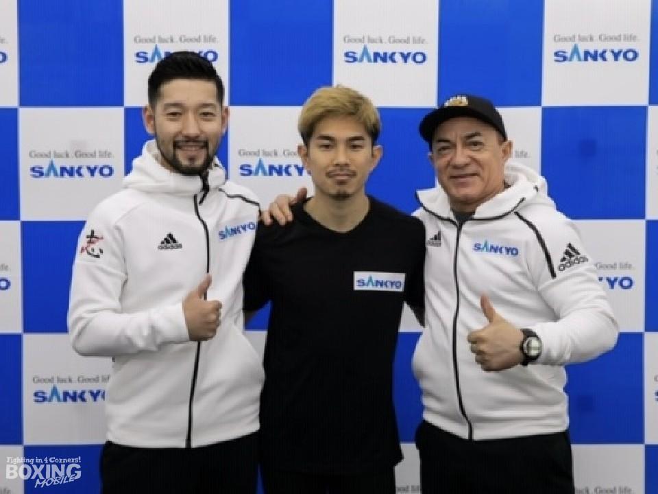 マカオの日本人3選手が練習を公開