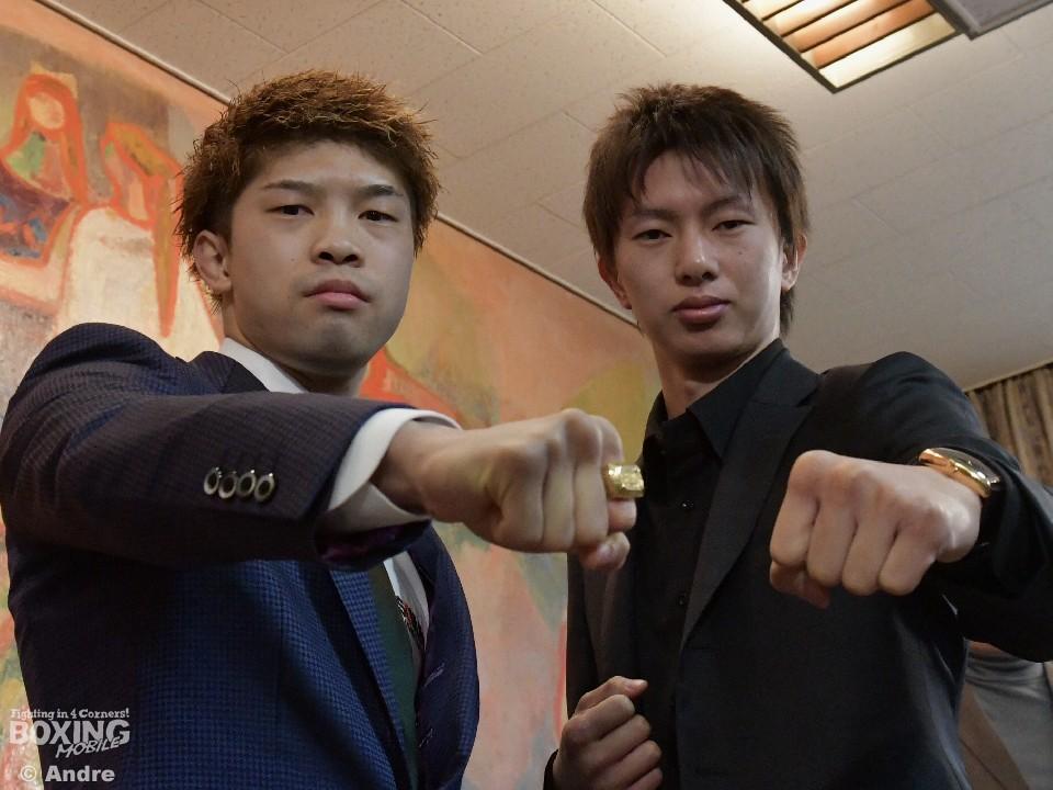 田中恒成vs田口良一戦が実現!