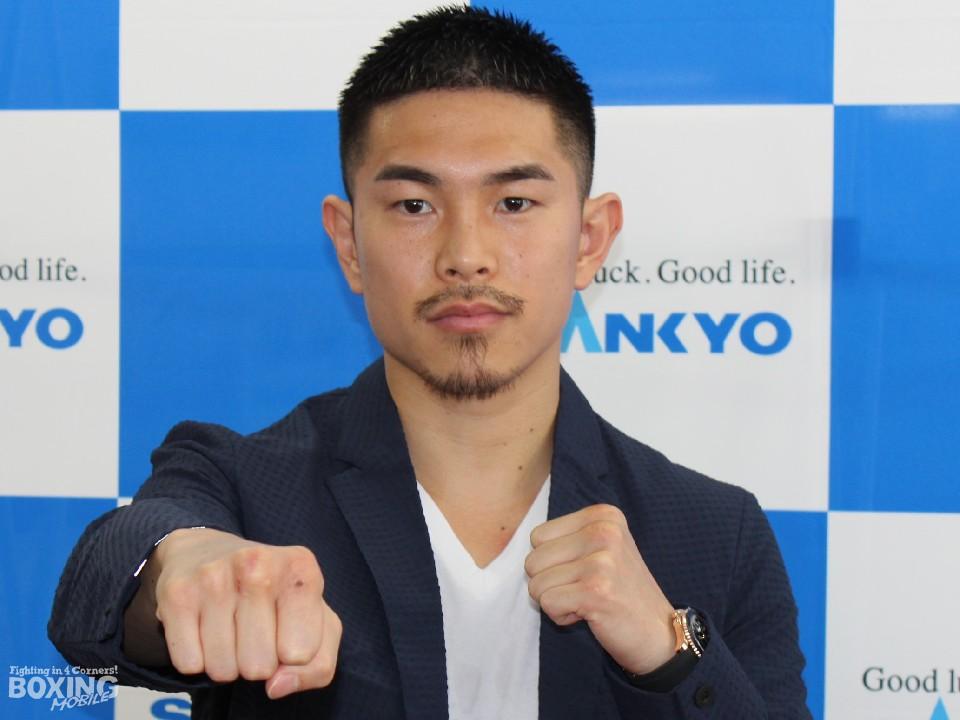 井岡一翔が2年2ヶ月ぶりに日本で世界戦!