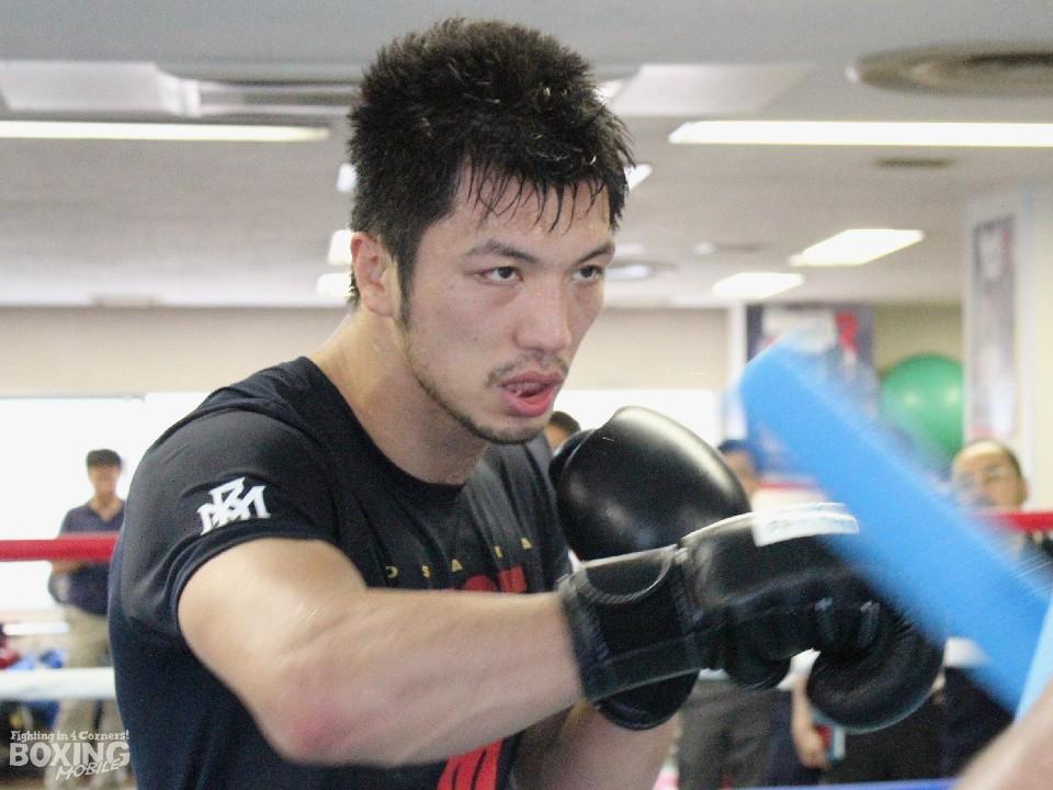 村田諒太、勝利の鍵はスタートダッシュ