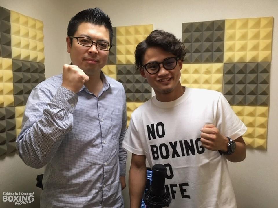 東京ネットラジオに京口紘人が出演