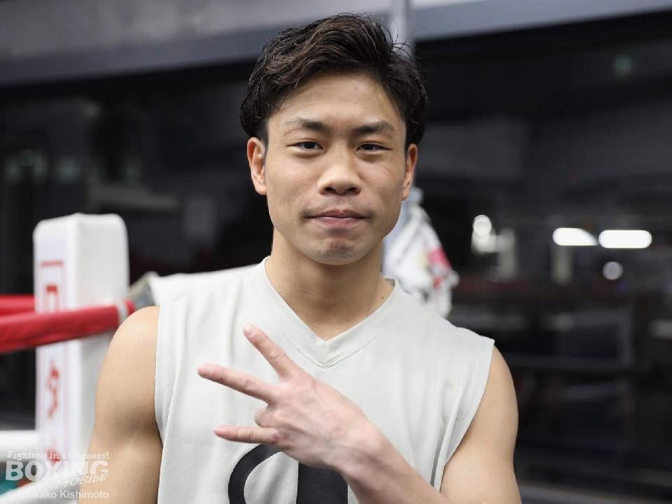 勝てば2冠王者の谷口将隆(26)