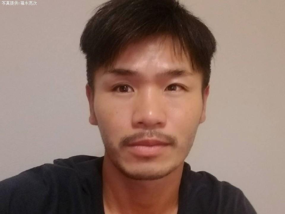 新チャンピオンの福永亮次(33)