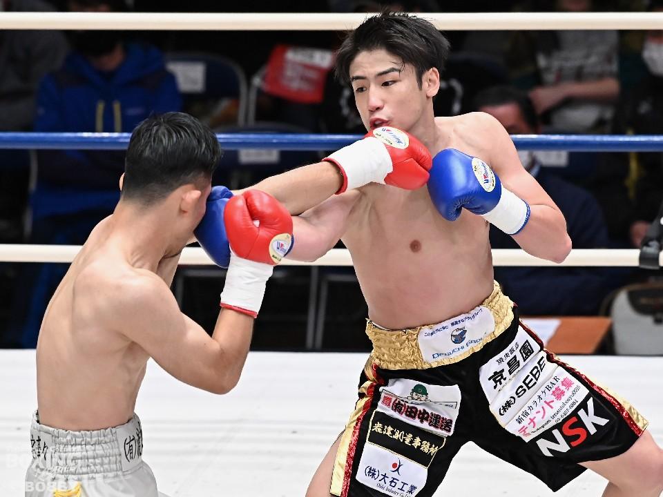 右:木村蓮太朗(駿河男児)の3戦目
