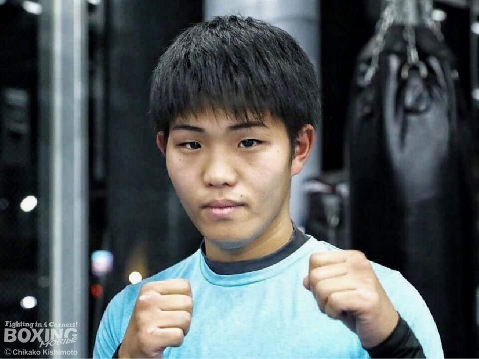 三迫ジム初のユース王者を目指す堀川龍(20)