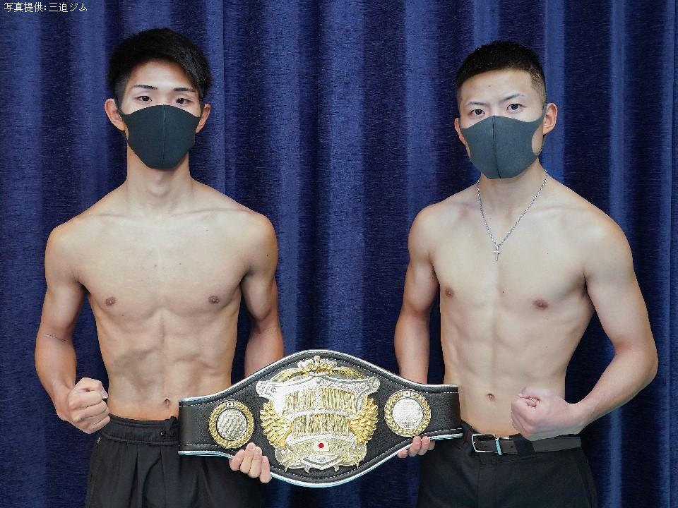 日本ユース王座戦は両者ともKO宣言!