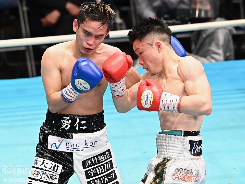 左:高田勇仁(ライオンズ)<br>右:石澤開(M・T)