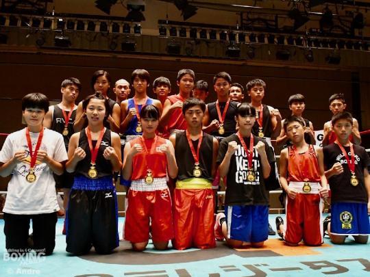 第2回ジュニアチャンピオンズリーグ全国大会が開催