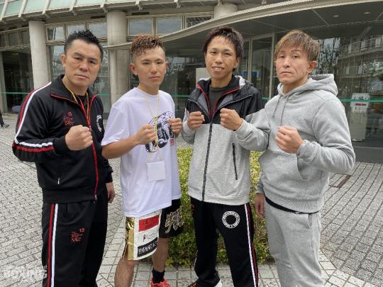 大橋 ボクシング ジム 名古屋 元王者の大橋弘政さん、名古屋にジムオープン