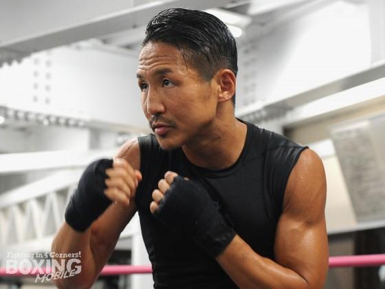 大竹秀典「好きなボクシングを続けるためにも…」