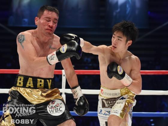 拳四朗(BMB)5度目の防衛戦!