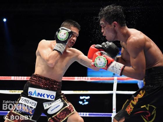 井岡一翔が日本で2年2ヶ月ぶりのリング