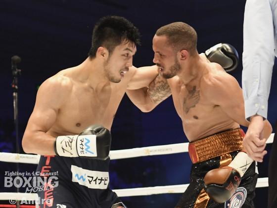村田諒太のリベンジマッチ